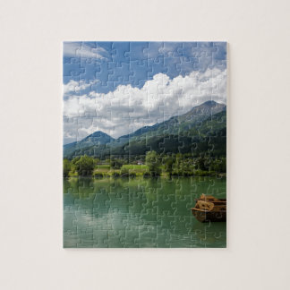 Summer in Preddvor Jigsaw Puzzle