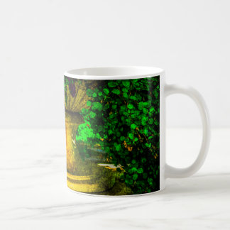 Summer in the garden coffee mug