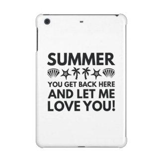 Summer iPad Mini Cover
