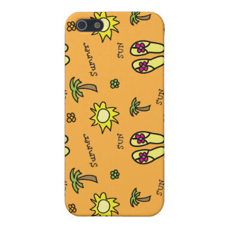 Summer iPhone 5 Cover