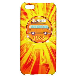 Summer iPhone 5C Cover