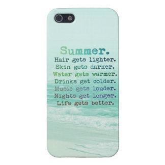SUMMER IPhone Case 5