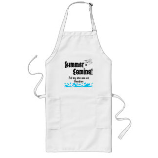 SUMMER IS COMING LONG APRON