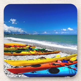 Summer Kayaking Coaster