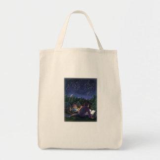 Summer Knights Tote Bag