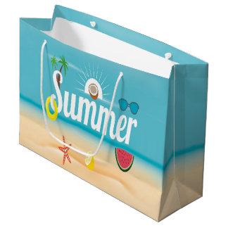 Summer Large Gift Bag