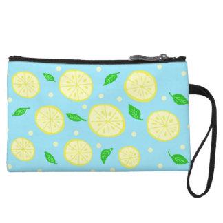 Summer Lemonade mini clutch