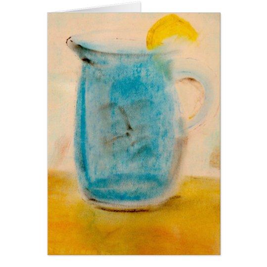 Summer Lemonade | Notecard by Artist Brad Hines
