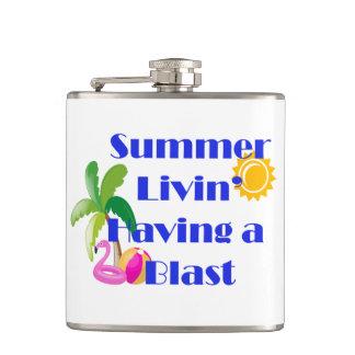 Summer Livin' Flask