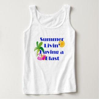 Summer Livin' Tank
