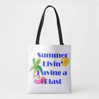 Summer Livin' Tote Bag