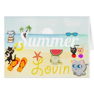 Summer Lovin Card