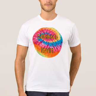 "Summer Lovin""  Men's Fitted T-Shirt"