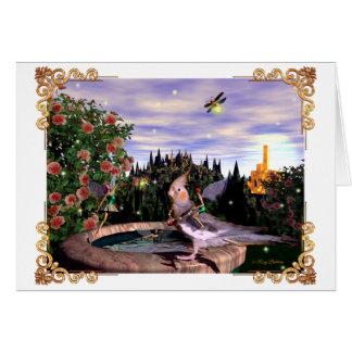 Summer Magick Card