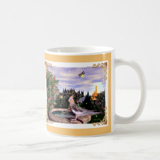 Summer Magick Golden Coffee Mug