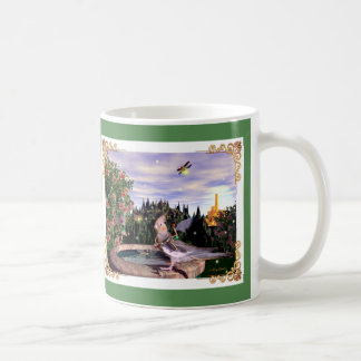 Summer Magick Green Coffee Mug