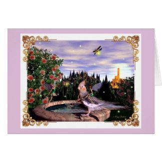 Summer Magick Mauve Card