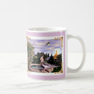 Summer Magick Mauve Coffee Mug