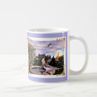 Summer Magick Periwinkle Coffee Mug