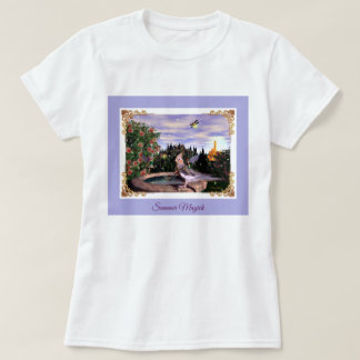 Summer Magick Periwinkle T-Shirt