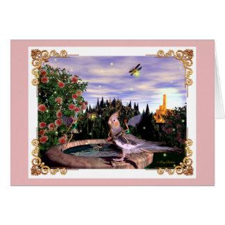 Summer Magick Pink Card