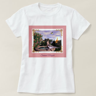 Summer Magick Pink T-Shirt