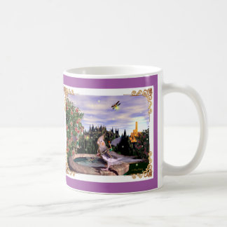 Summer Magick Purple Coffee Mug