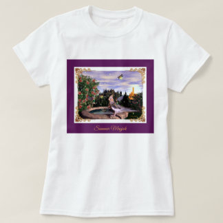 Summer Magick Purple T-Shirt