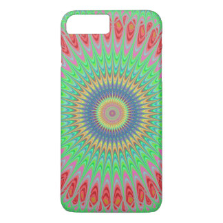 Summer mandala iPhone 7 plus case