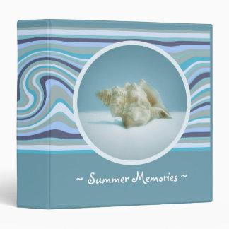 Summer Memories binder
