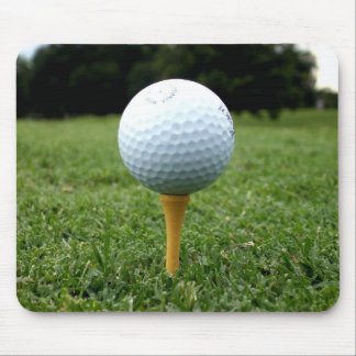 Summer Memories (Golf) Mouse Pad