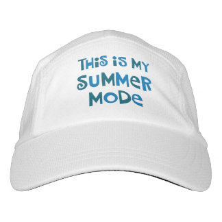 Summer Mode Headsweats Hat