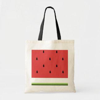 Summer Mood Watermelon Tote Bag