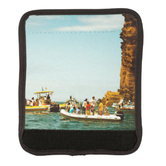 Summer nostalgia luggage handle wrap