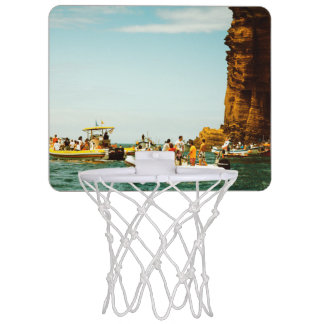 Summer nostalgia mini basketball hoop