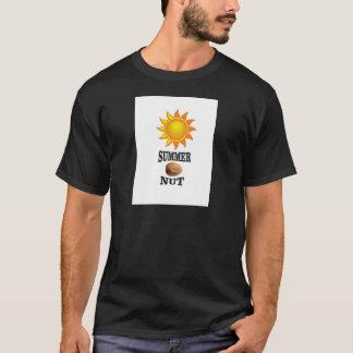 Summer nut in sun T-Shirt