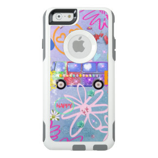 summer of love - the 60s OtterBox iPhone 6/6s case