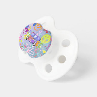 summer of love - the 60s pacifier