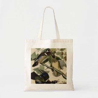 Summer or Wood Duck Tote Bag