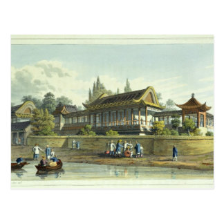 Summer Palace of the Emperor, Opposite the City of Postcard
