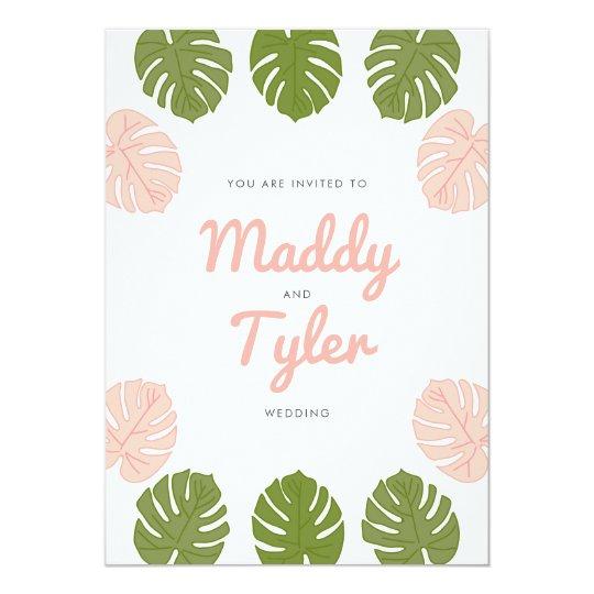 Summer Palm Card