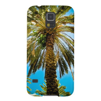 Summer Palm tree Cases For Galaxy S5