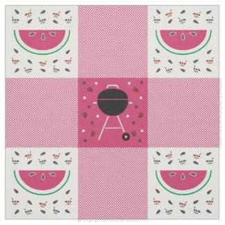 Summer Picnic Fabric