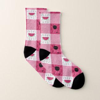 Summer Picnic Socks 1