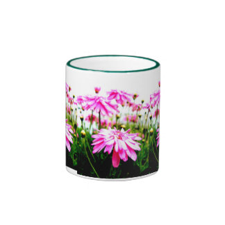 Summer!/Pink Gerbera Daisies Field Gift Mug