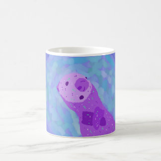 Summer Pop otter Coffee Mug