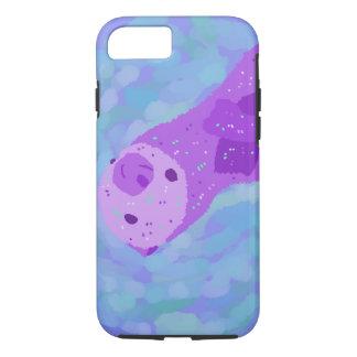 Summer Pop otter iPhone 8/7 Case