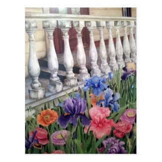 Summer Porch Postcard