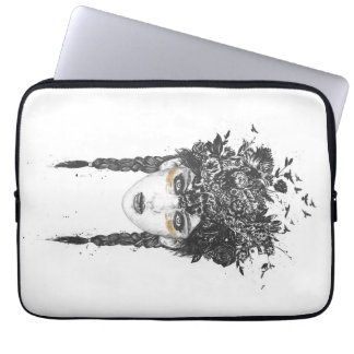 Summer Queen Laptop Sleeve