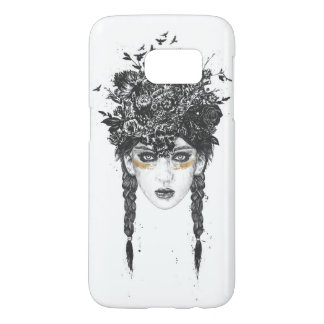Summer Queen Samsung Galaxy S7 Case